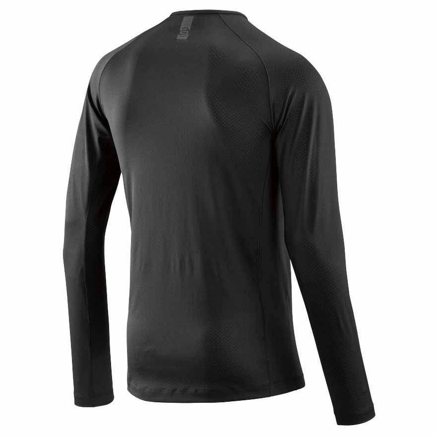 magliette-skins-activewear-trooper-midlayer-l-s-fleece-1-2-zip