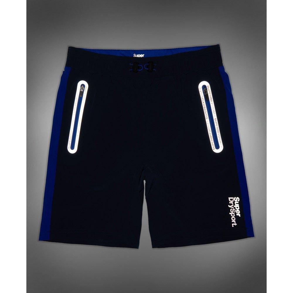 82cfd4b709 Superdry Sport Athl Power Short Azul
