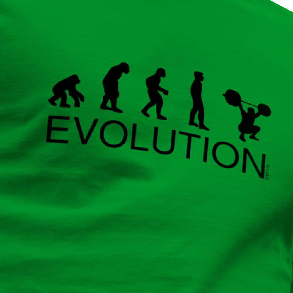 evolution-train