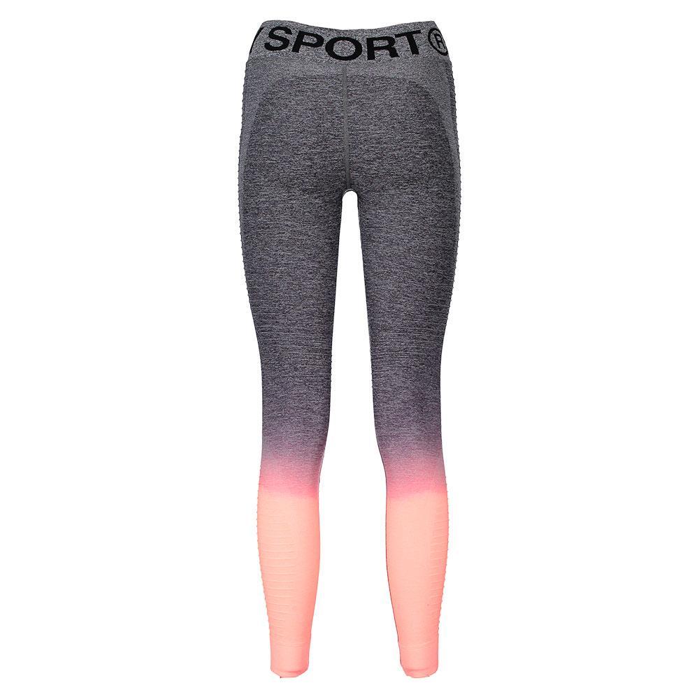 803e1edc60e04a Superdry Sport Seamless Ombre Leggings Orange, Traininn