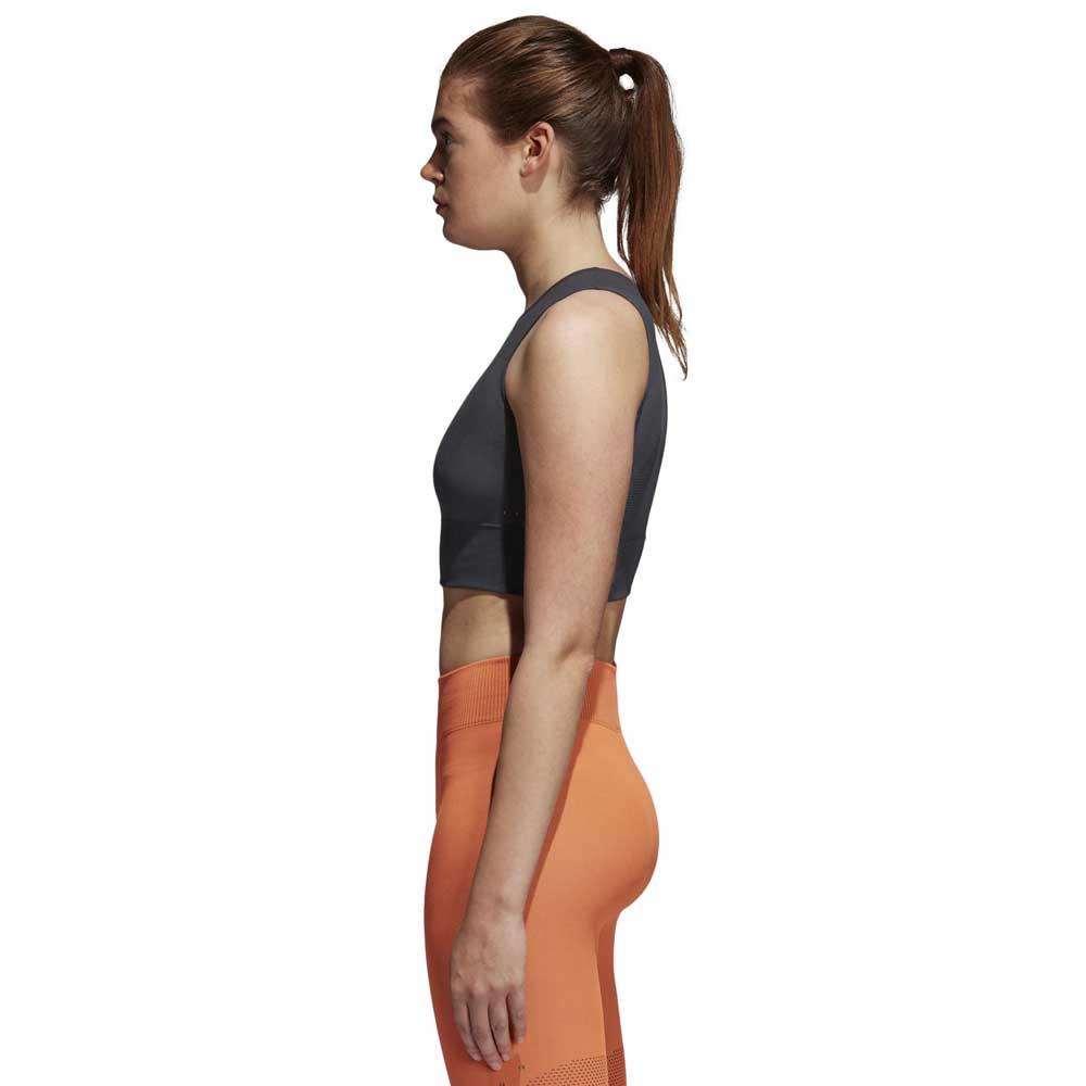 7bfc59e814de0f adidas Warp Knit Crop buy and offers on Traininn