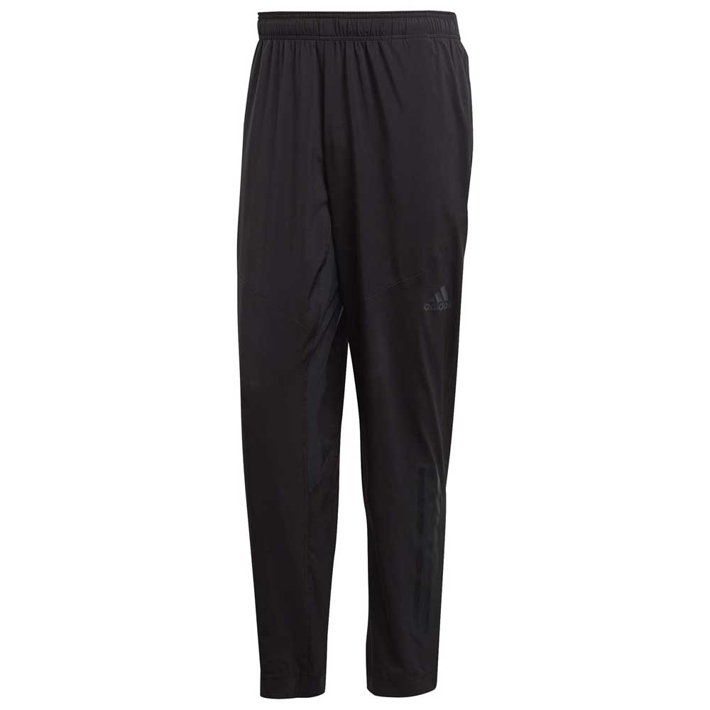 adidas ClimaCool Mens Workout Training Pants Black