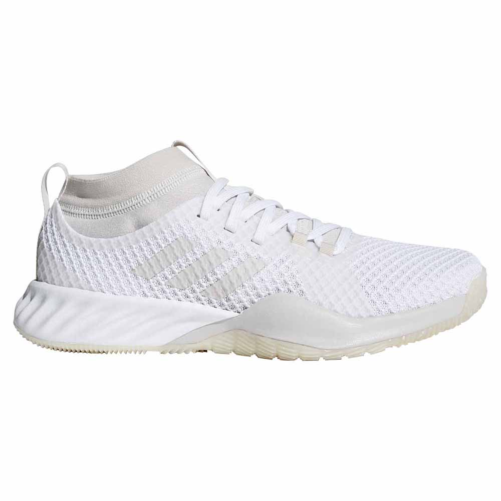 finest selection 1a4c6 43254 adidas Crazytrain Pro 3.0 White buy and offers on Traininn