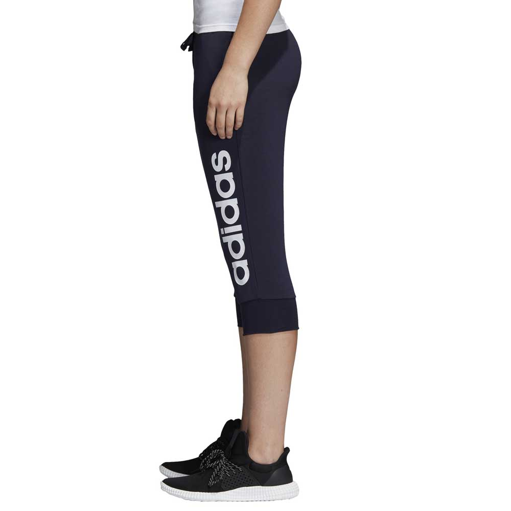 adidas essentials linear 3 4 pant