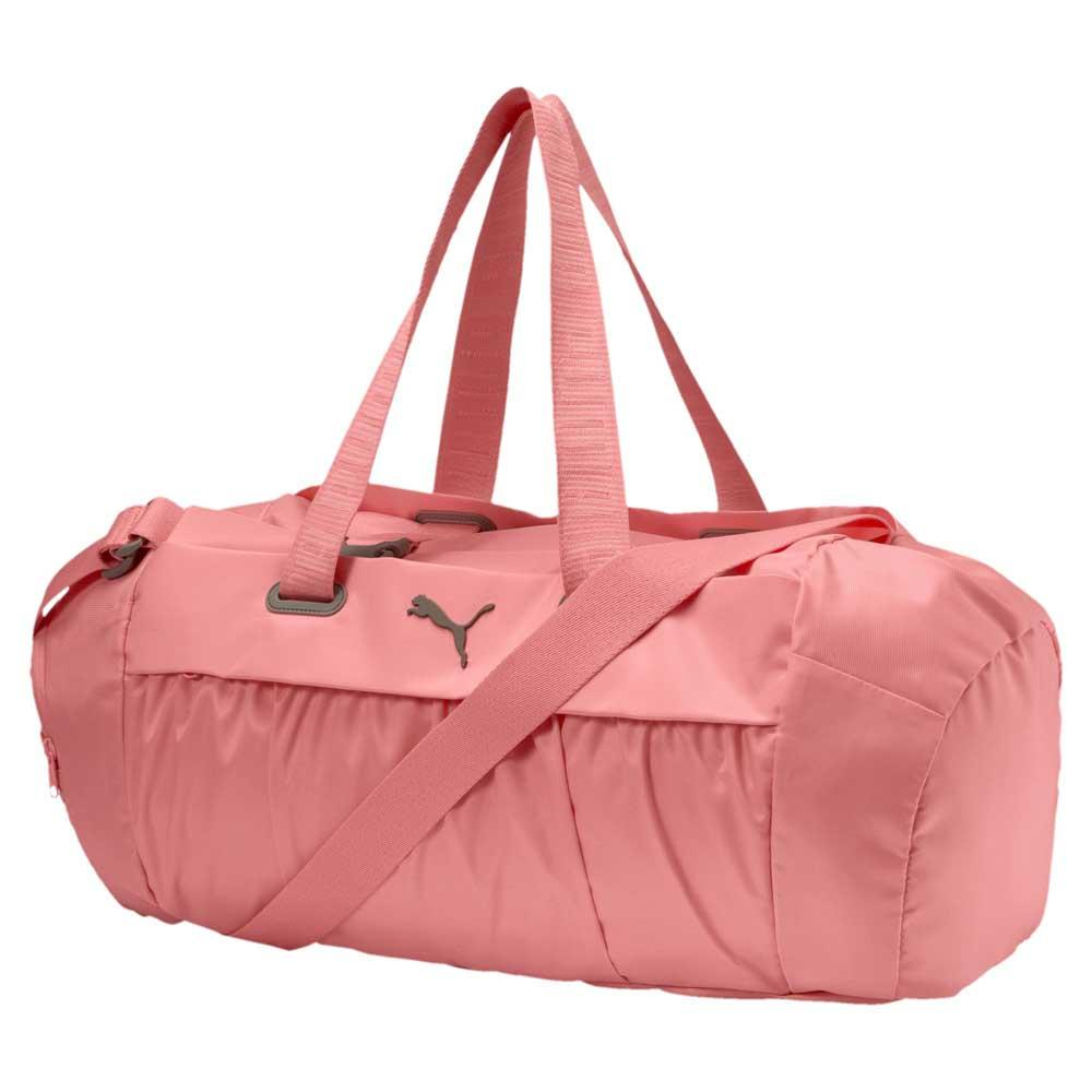 Puma AT Sports Duffle Pink buy and offers on Traininn 982abad040164