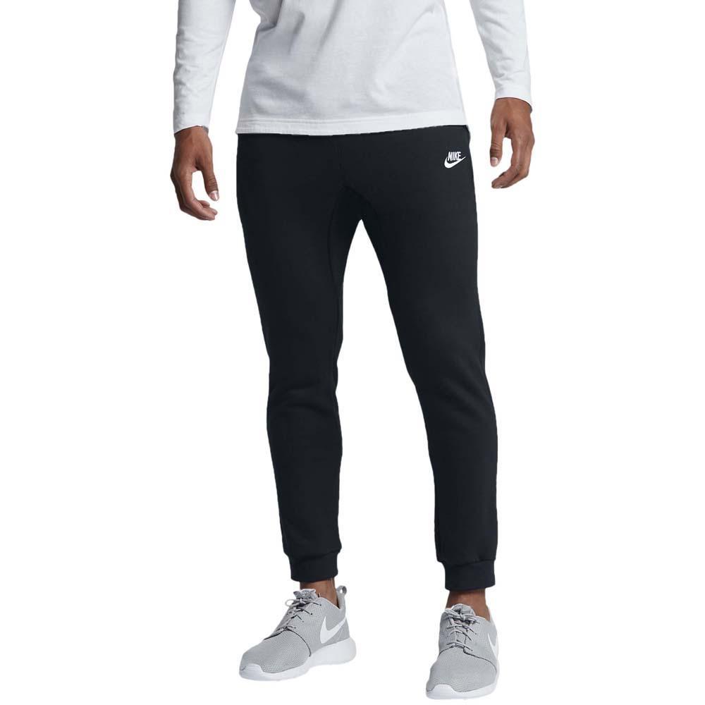 ca3e499cb9 Nike Sportswear Club Jogger Black buy and offers on Traininn