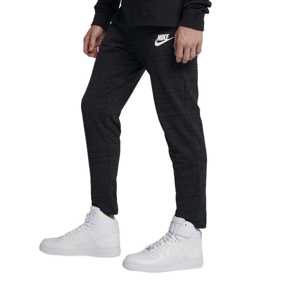 b149c27a9fd3 Nike Sportswear AV15 Knit Pants Black buy and offers on Traininn