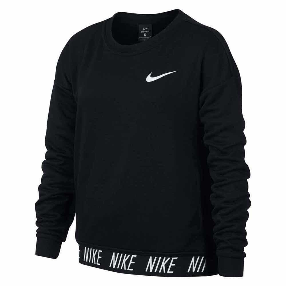 f4c3efa5c5e64 Nike Dry Crew Core Studio Black buy and offers on Traininn