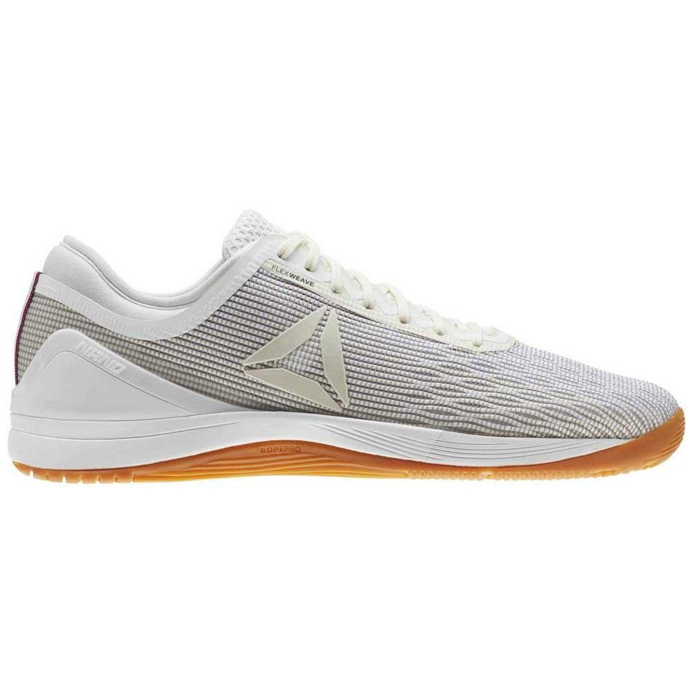 sports shoes 58260 a7828 Reebok Nano 8.0 White buy and offers on Traininn