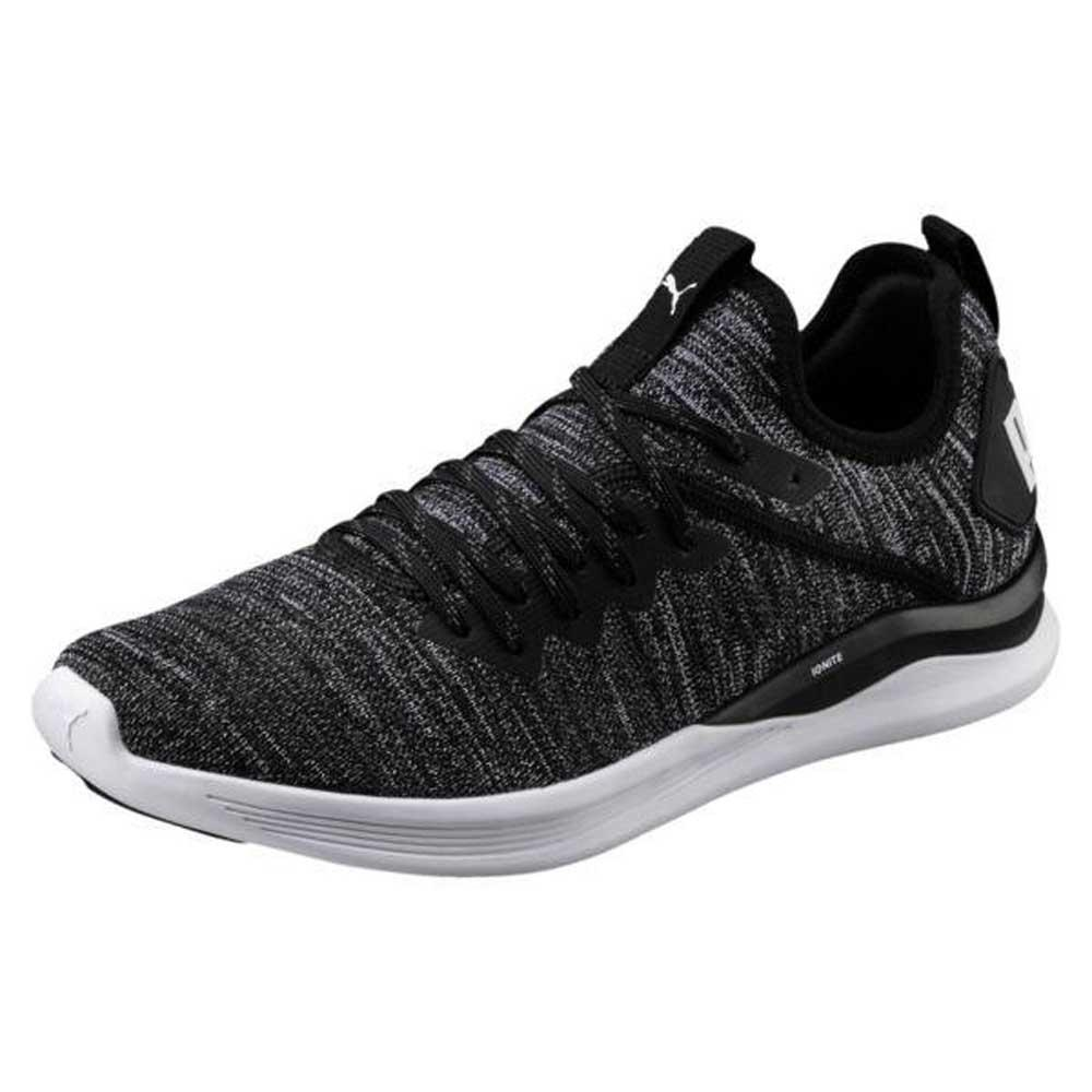 46c6172dd2883 Puma Ignite Flash Evoknit Nero comprare e offerta su Traininn