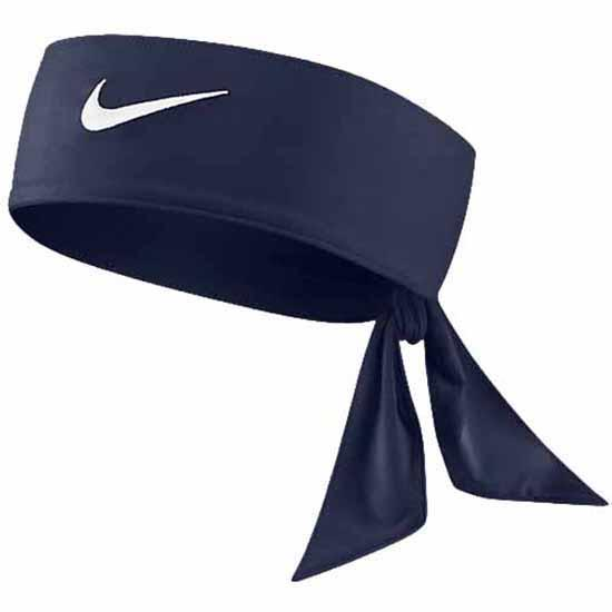 Nike accessories Dri Fit Head Tie 2.0 Blue a7d5fe6c548