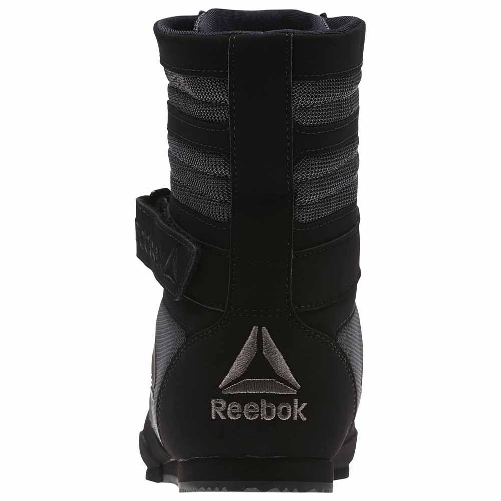 fd1e2ed1269f Reebok Boxing Boot- Buck Black buy and offers on Traininn