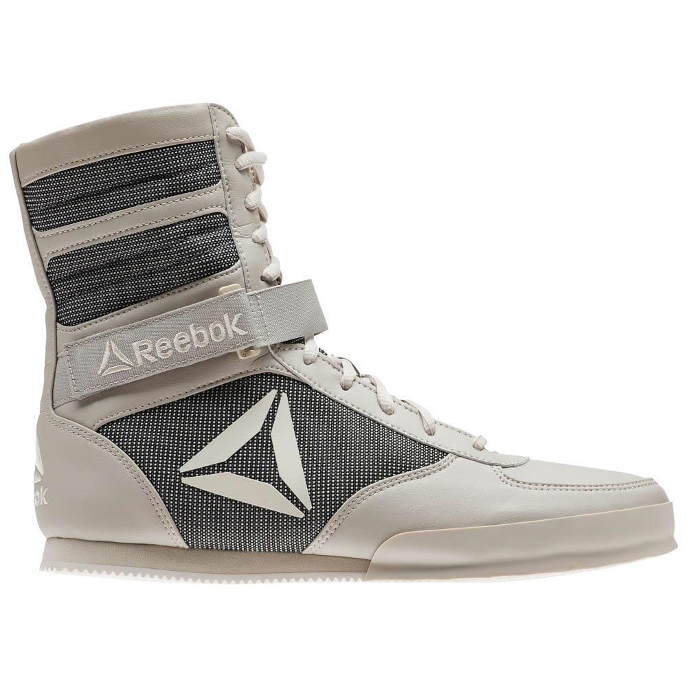 766e4c46b1ec Reebok Boxing Boot- LX Grey buy and offers on Traininn