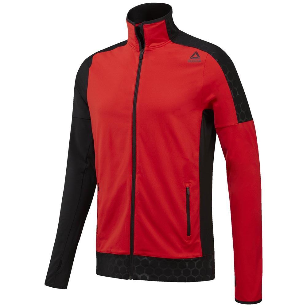 reebok hexawarm track jacket