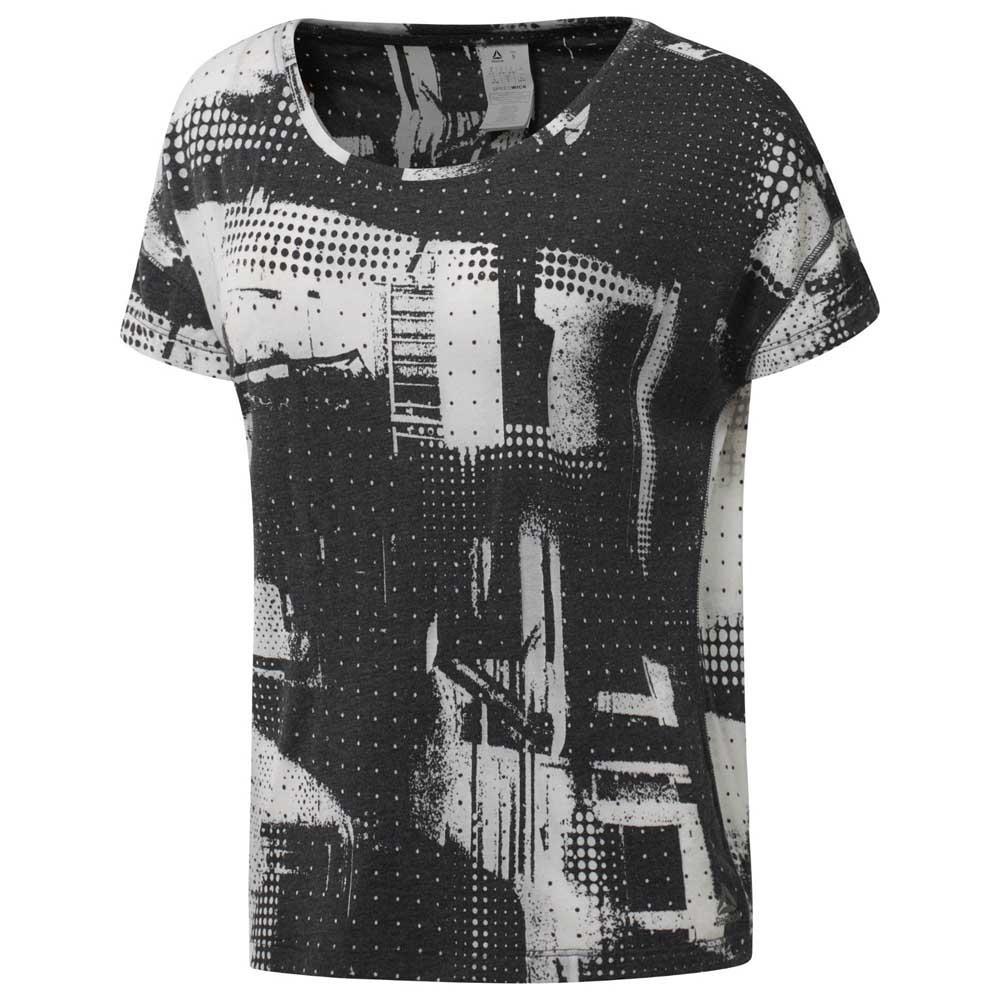 Reebok Burnout Svart kjøp og tilbud, Traininn T skjorter
