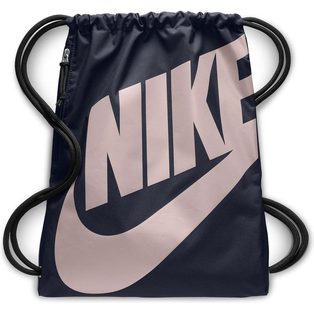 72c63c455e8bc Nike Heritage Gymsack Blue buy and offers on Traininn