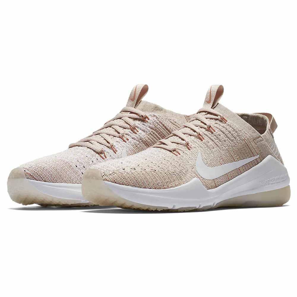Nike Air Zoom Fearless Flyknit 2 Shoes Beige, Traininn