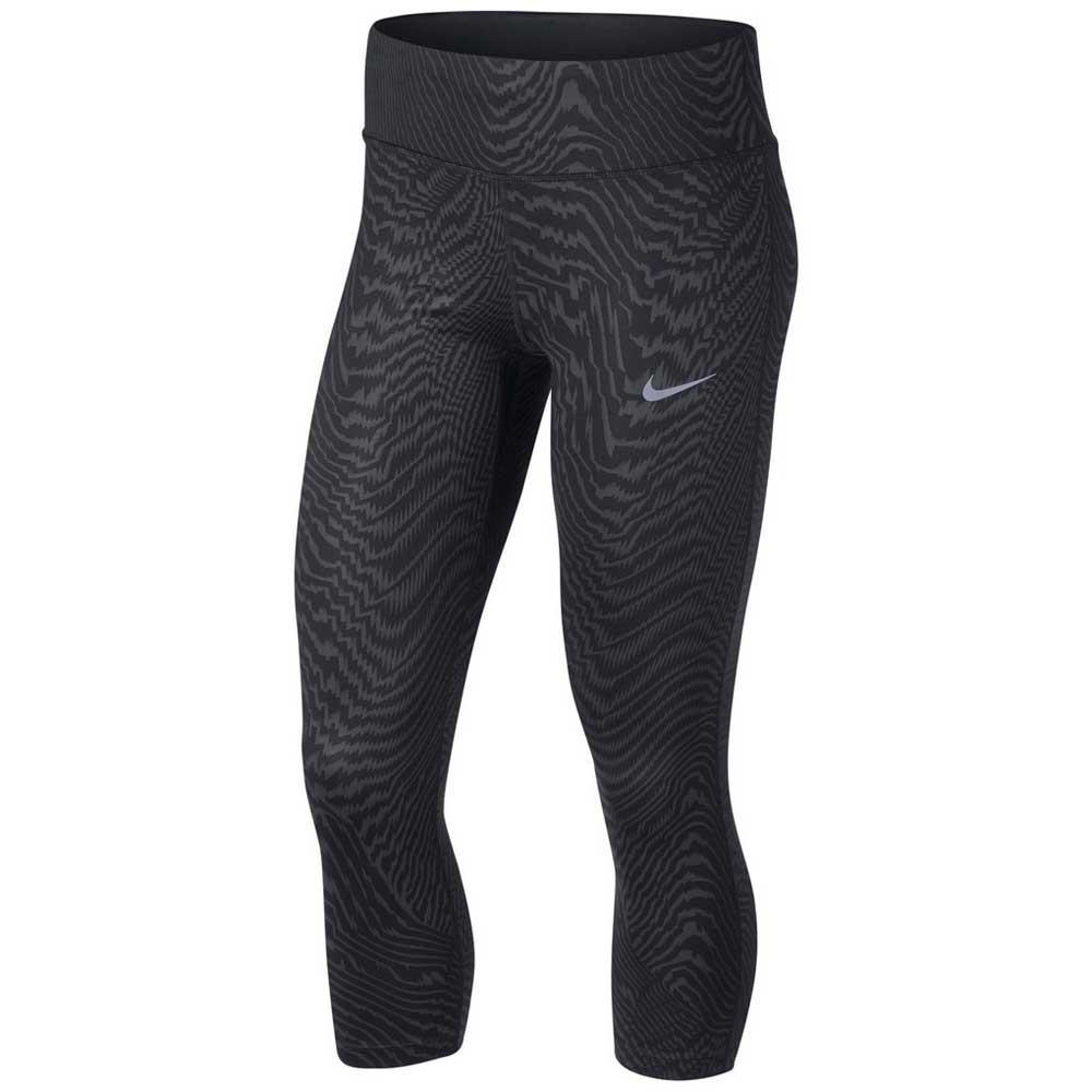Nike Womens Power Essential Tight - Black