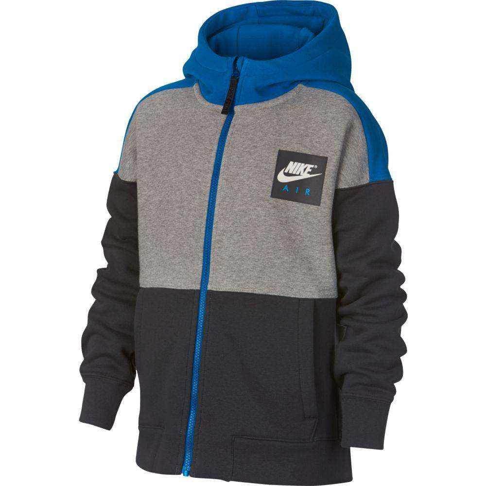3f74cb087405 Nike Air Full Zip Hooded Grey buy and offers on Traininn