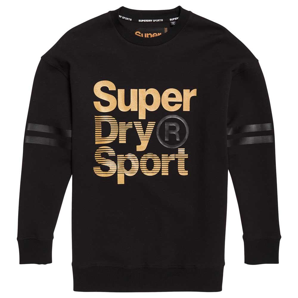 Superdry Gym Tech Gold Supercrew