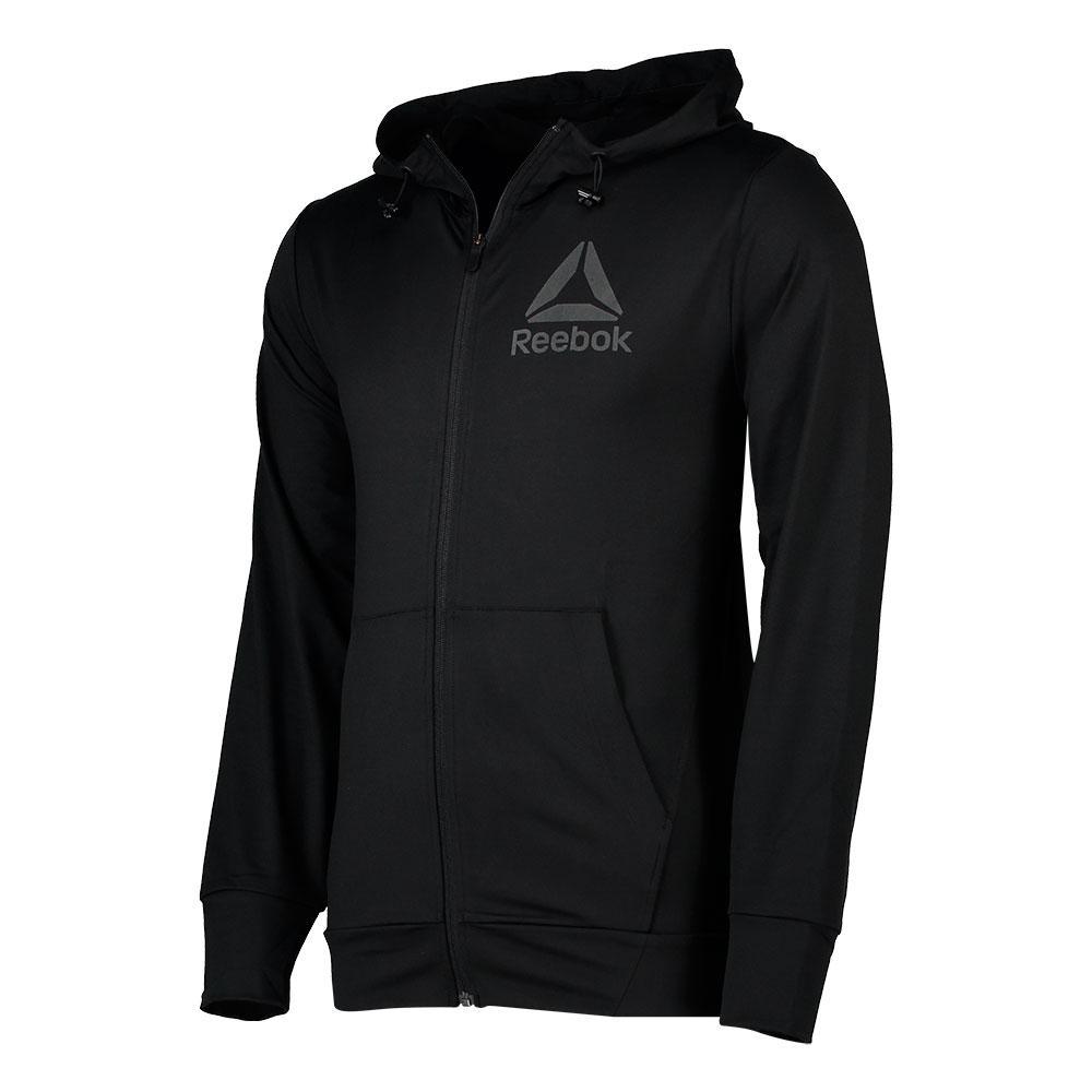 reebok speedwick full zip hoodie