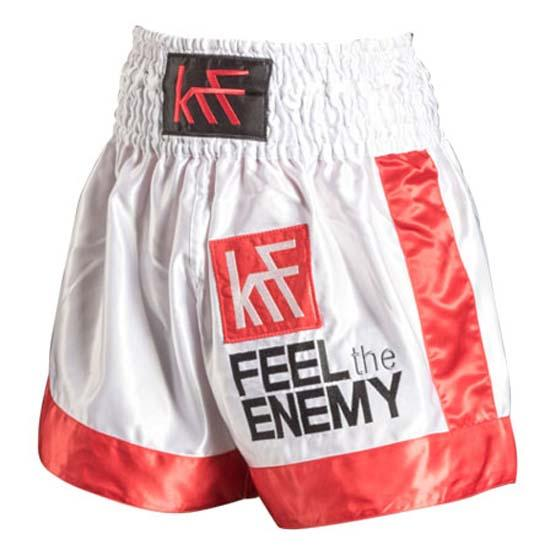 Krf Plain Muay Thai Short
