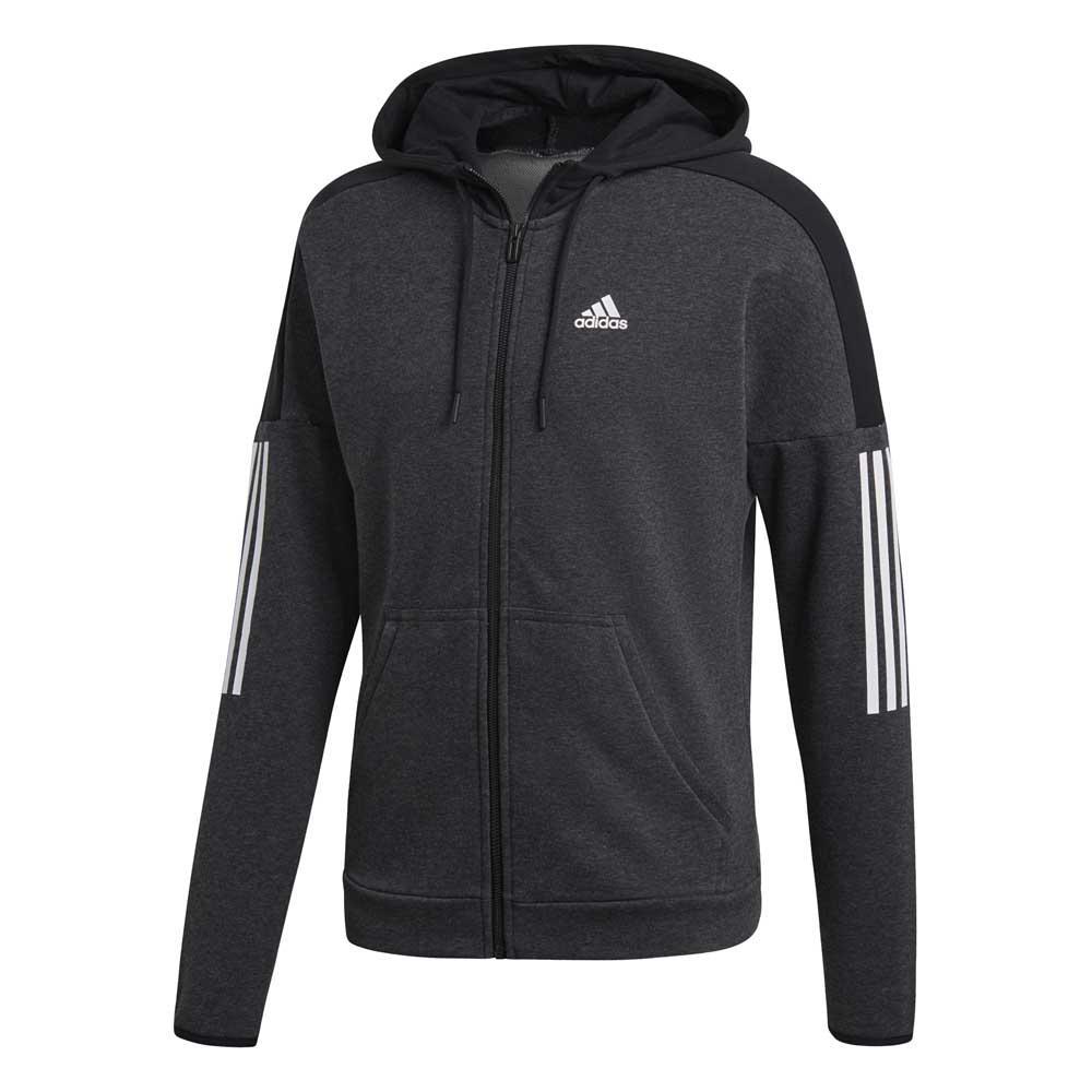 adidas sport id full zip hoodie