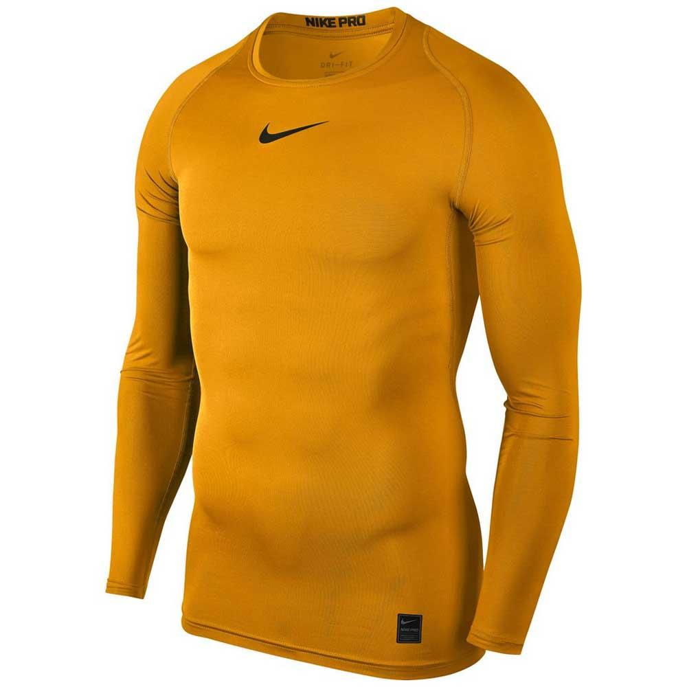 Nike Pro Compression Tall Yellow buy
