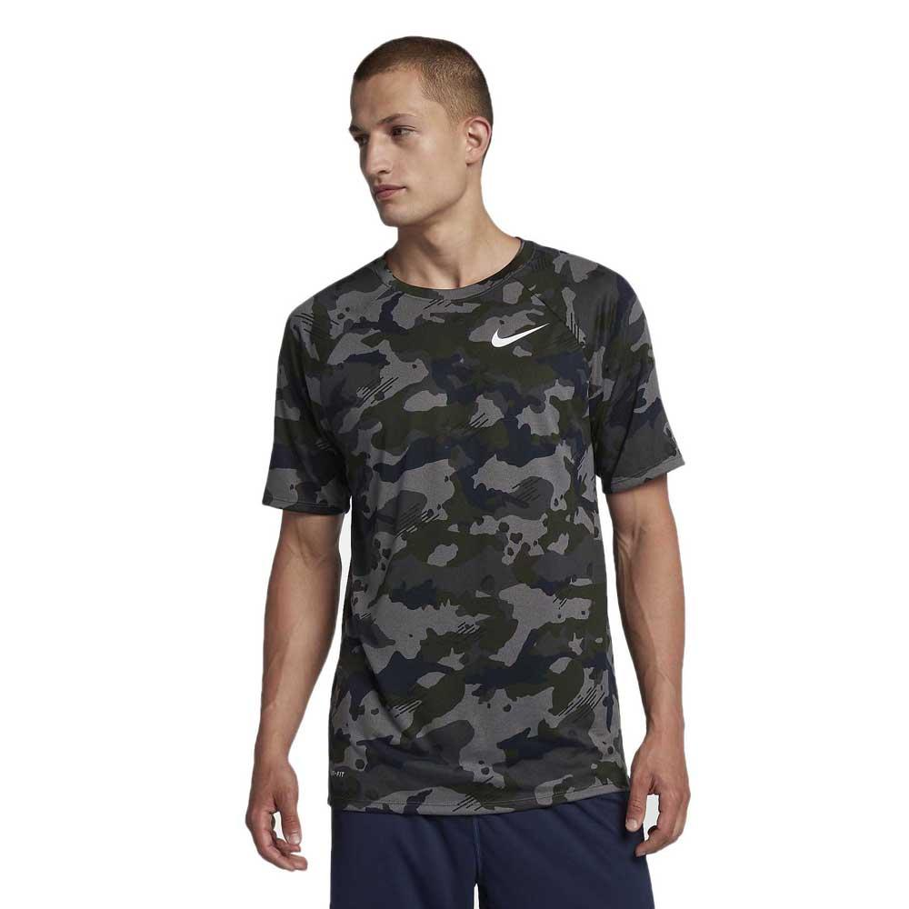 cheap for discount 91036 e7480 Nike Dry Legend Camo Aop Grey buy and offers on Traininn