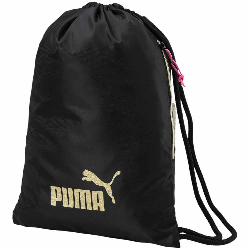 80123340c1a7 Puma Core Gymsack Black buy and offers on Traininn
