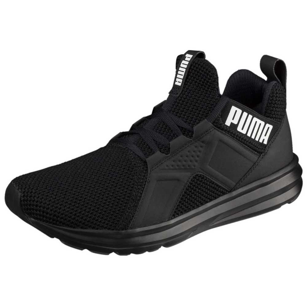 b092c7a57f8f Puma Enzo Weave Black buy and offers on Traininn