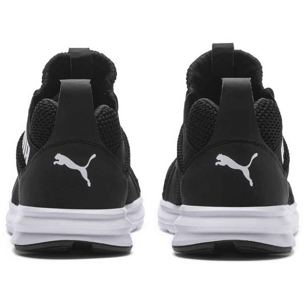 Puma Enzo Weave Black buy and offers on Traininn