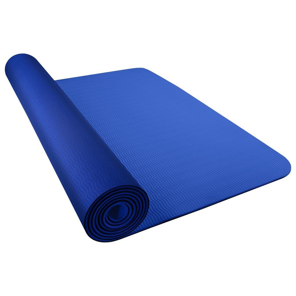 df7aa10f3474 Nike accessories Fundamental Yoga Mat 3mm Blue