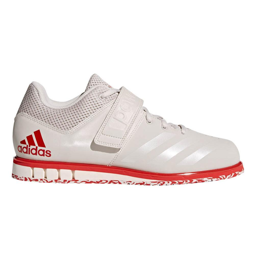 a2c394e86e42 adidas Powerlift.3.1 White buy and offers on Traininn