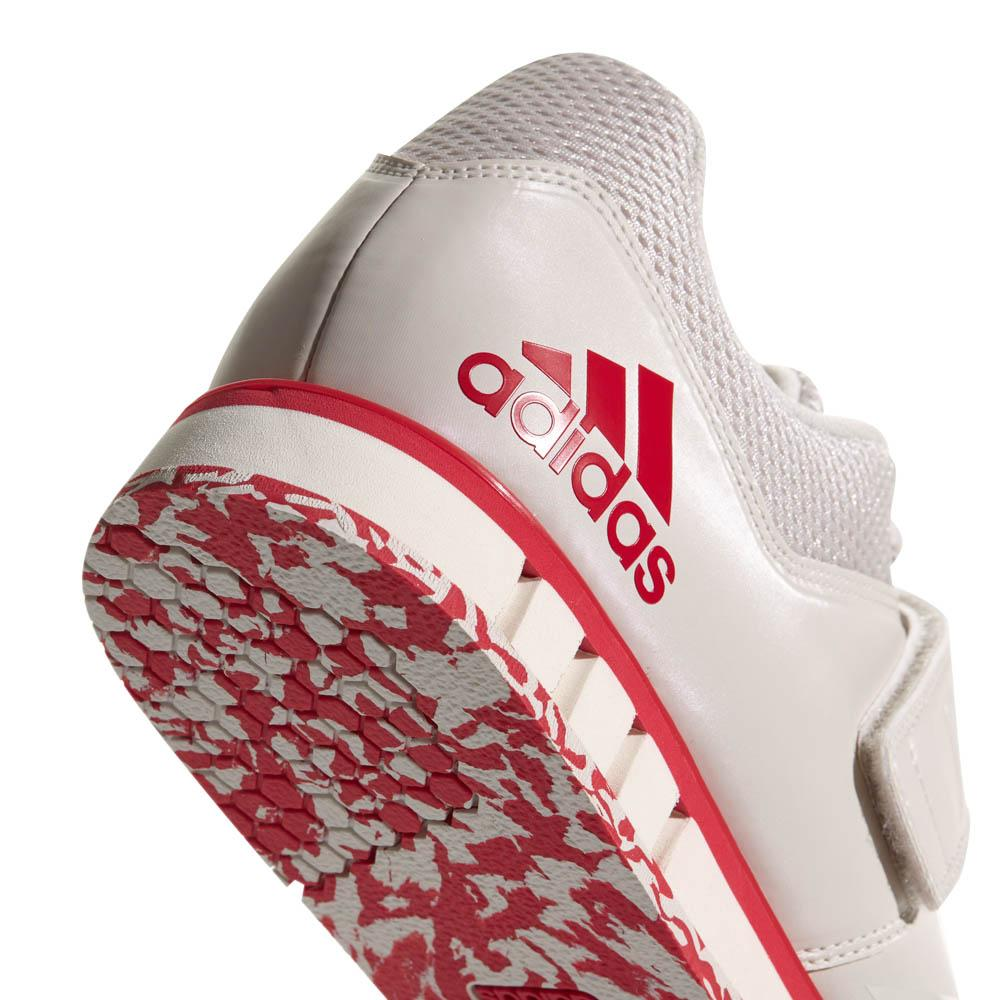 Delicioso cómo Pef  adidas Powerlift 3.1 White buy and offers on Traininn