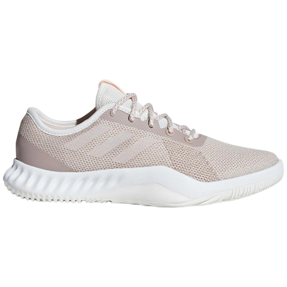 adidas Crazytrain LT White buy and offers on Traininn