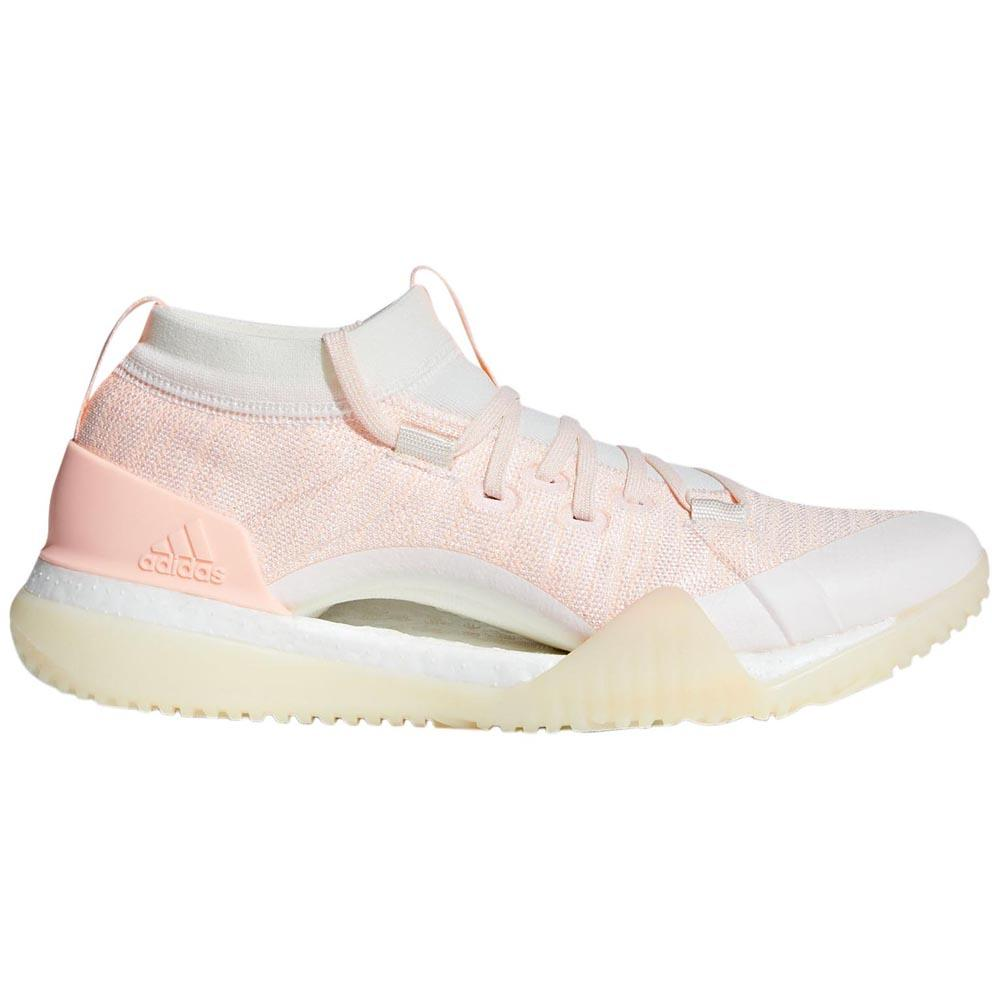 tapa Extremo Saludar  adidas Pureboost X Trainer 3.0 Pink buy and offers on Traininn