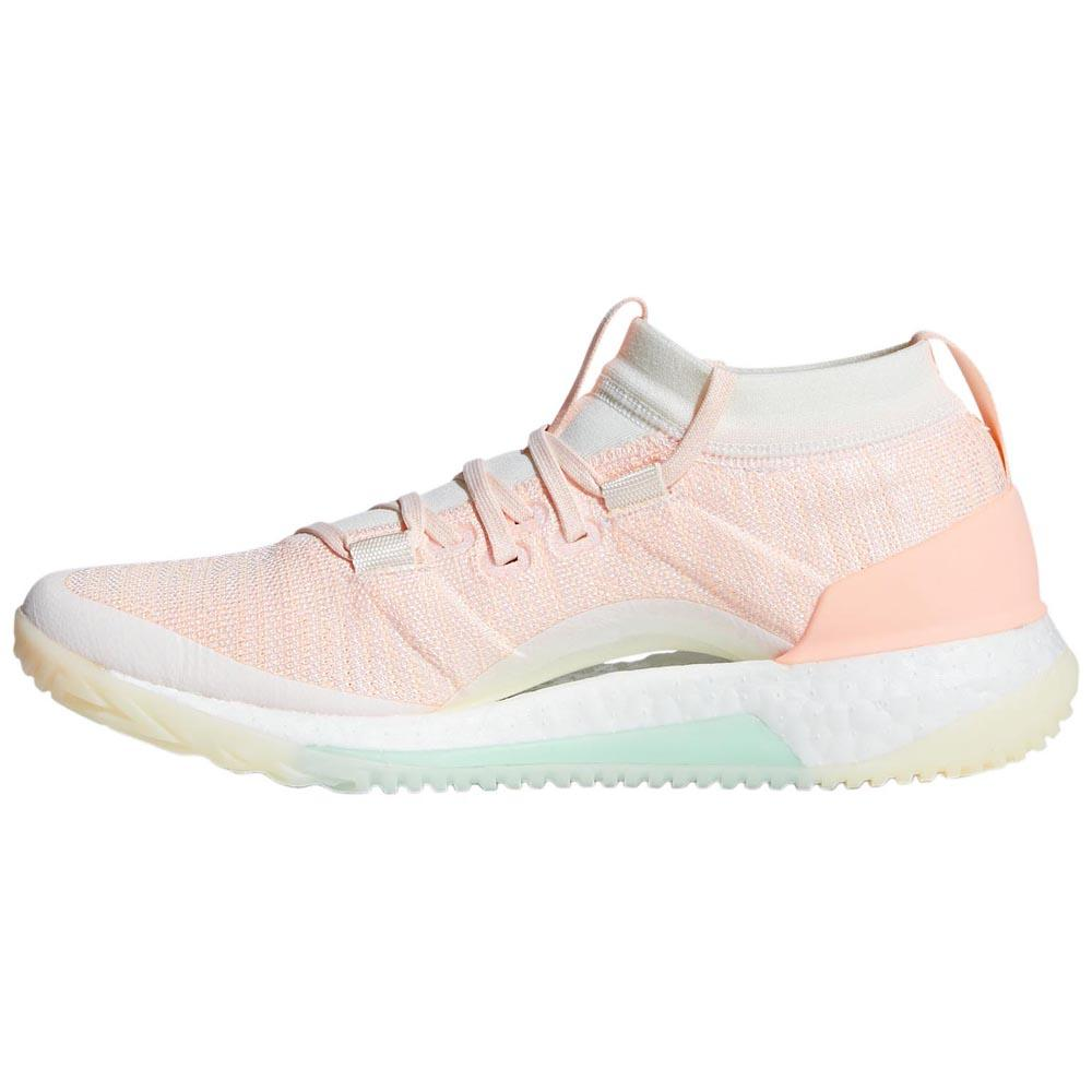 71fc442a1 adidas Pureboost X Trainer 3.0 Pink buy and offers on Traininn