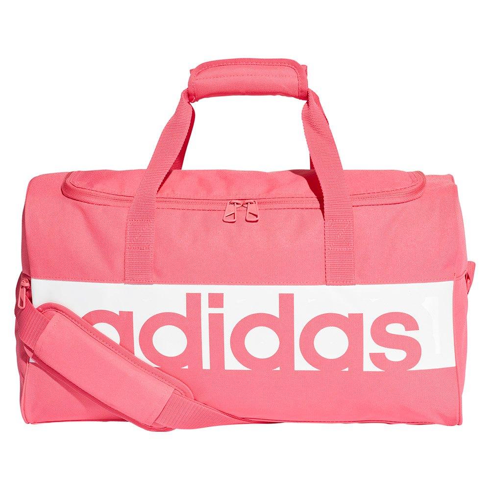 8e89635604 adidas Linear Performance Duffel S 26.5L Pink, Traininn