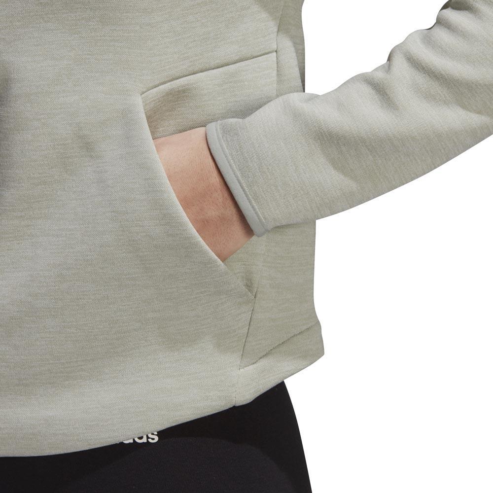 adidas ZNE Heartracer Cover Up Grau, Traininn