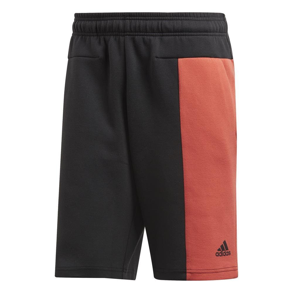 adidas ID Mix Short Pants Bukser Svart Barneklær|adidas
