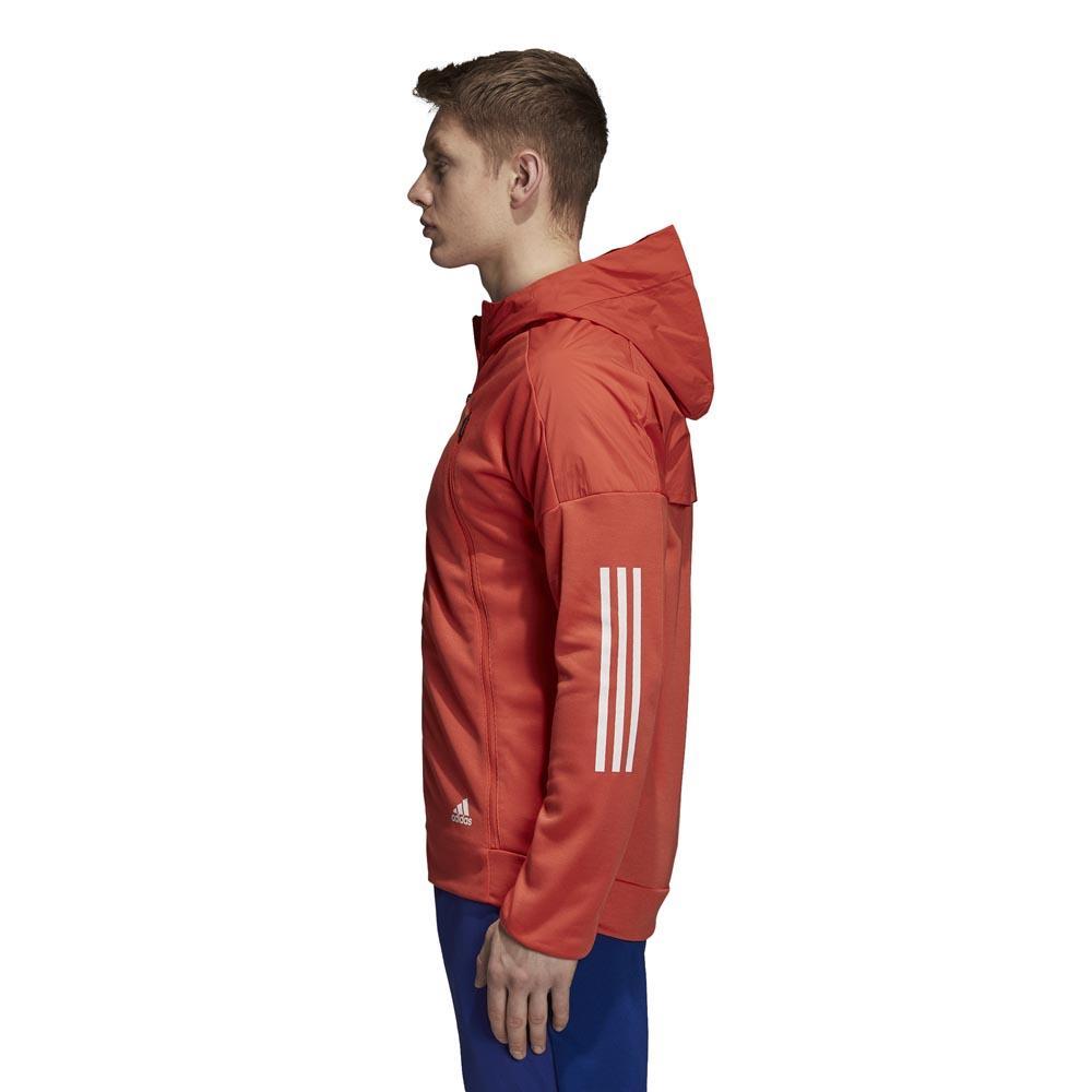 adidas ID Hybrid Oransje kjøp og tilbud, Traininn Jakker