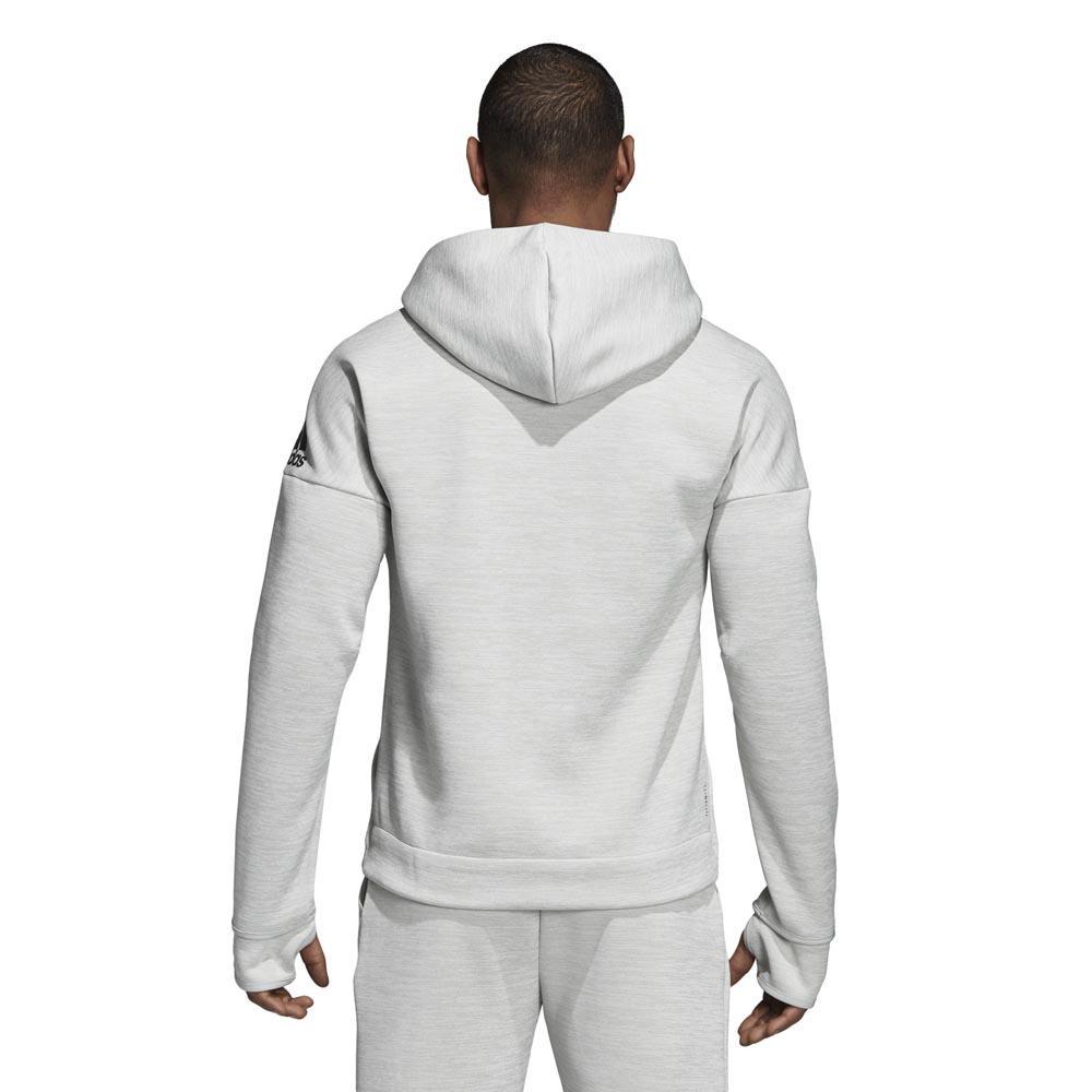 adidas ZNE Fast Release Zip Hoody Regular Branco, Traininn