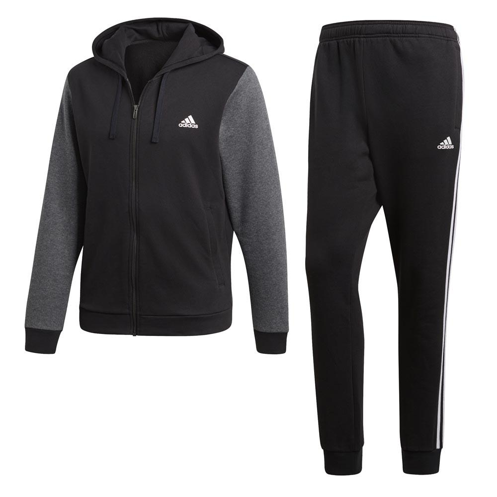 adidas Cotton Energize Tracksuit Regular