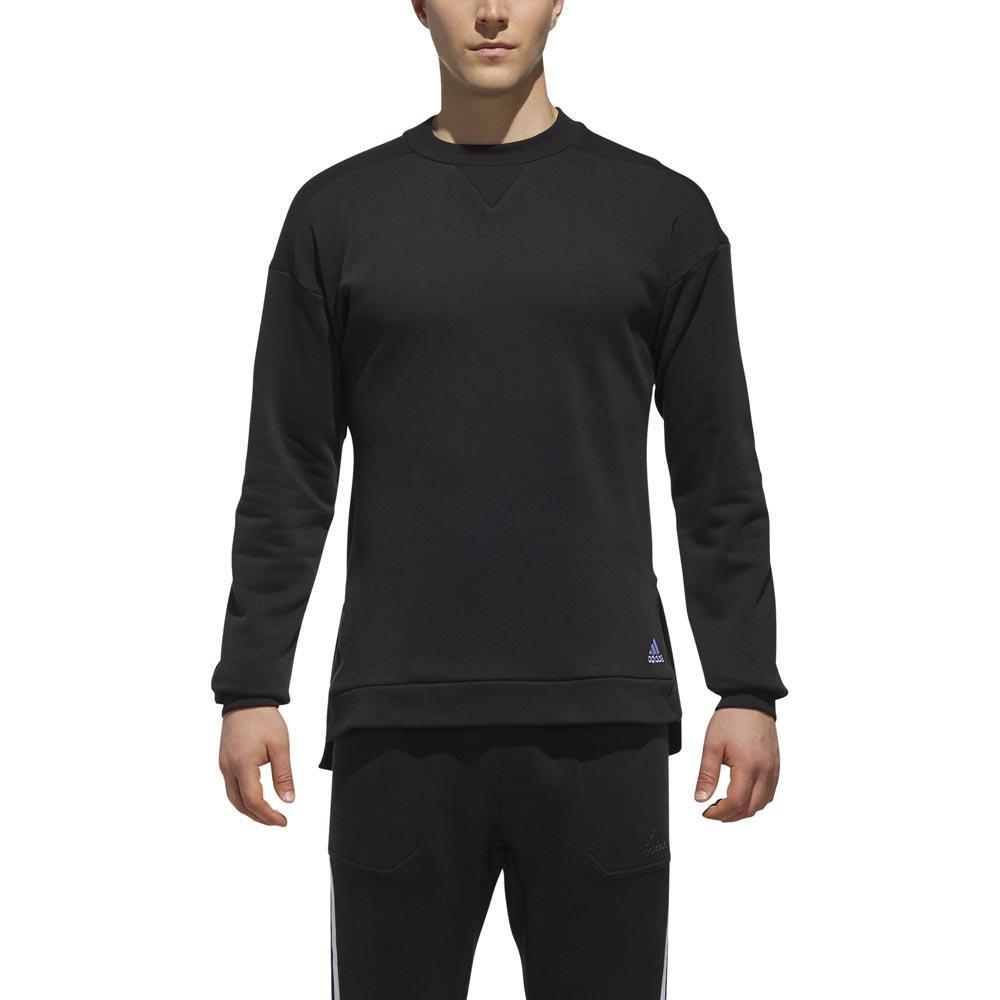 Adidas viktig 3 Stripe mannskapet genser