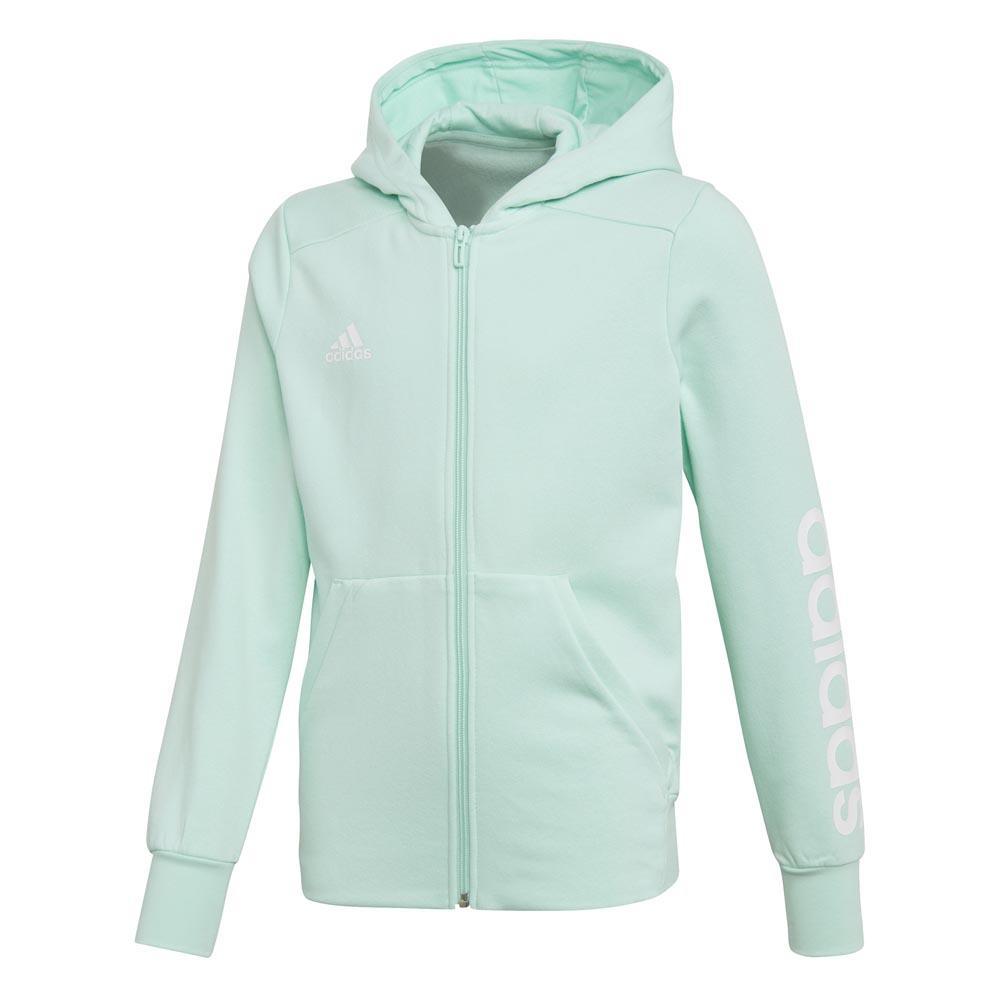 adidas linear hoodie 152