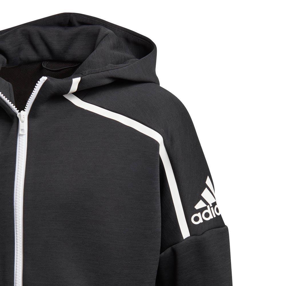 3 Adidas De Zne 0 Con Capucha Niño Sudadera bf76gy