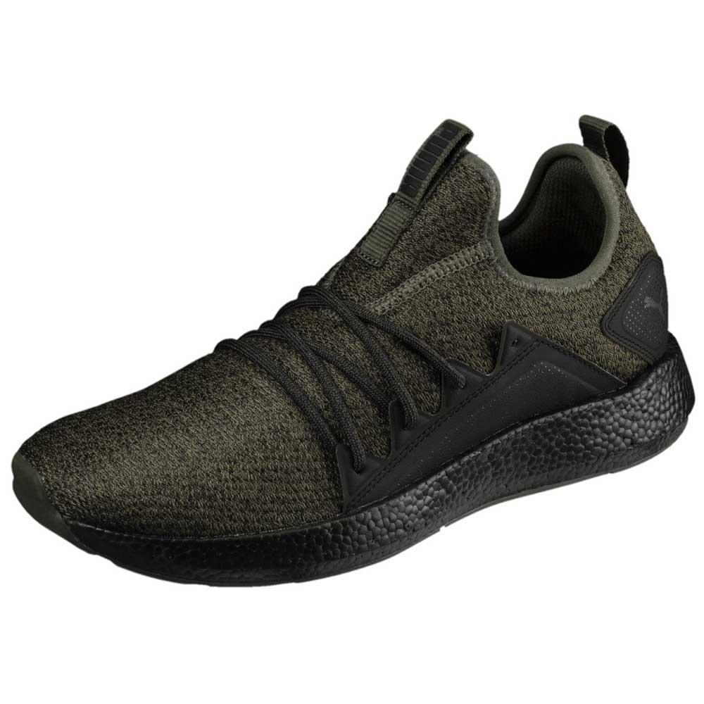 Puma NRGY Neko Knit Shoes Green buy and offers on Traininn