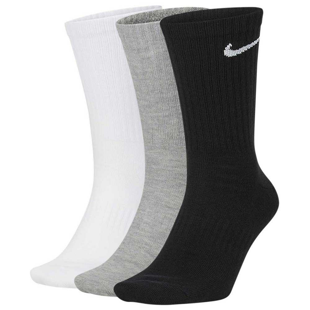 Nike Everyday Lightweight Crew 3 Pair Многоцветный, Traininn