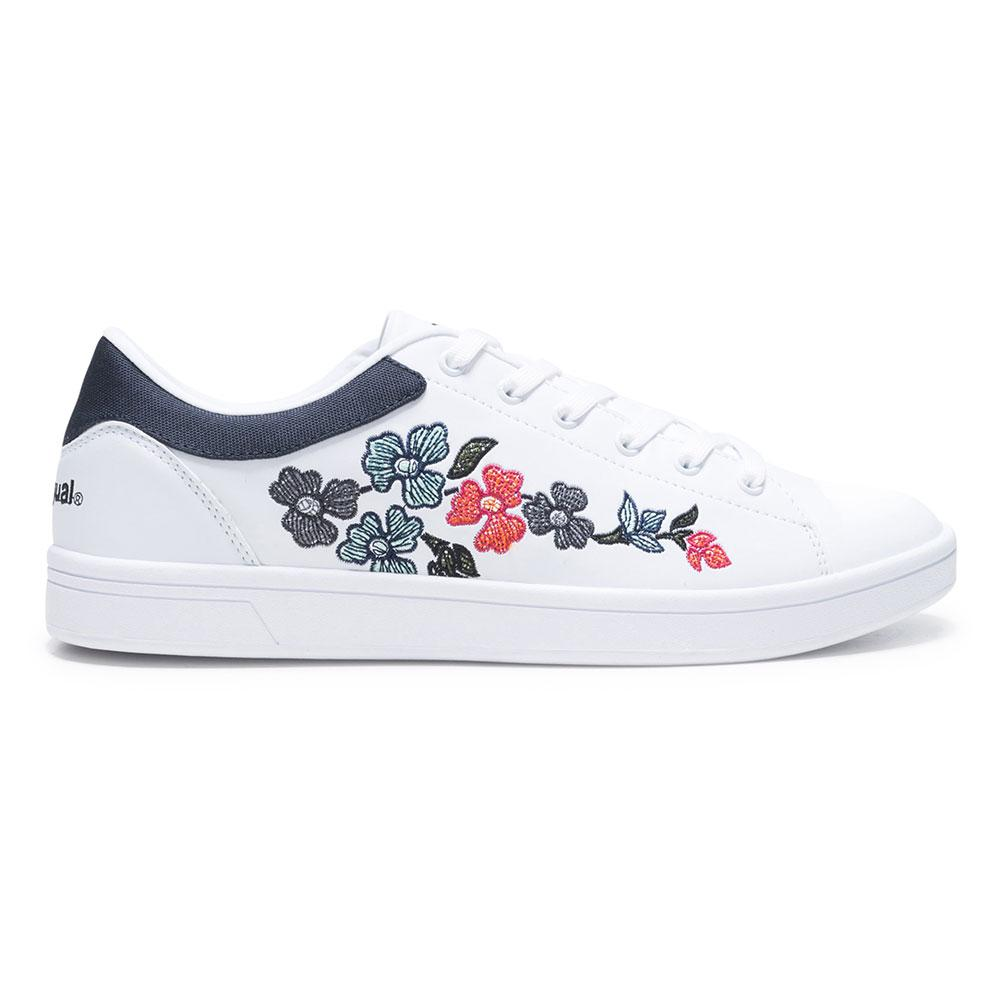 clearance prices release info on timeless design Desigual Sneakers Retro Court Geopatch
